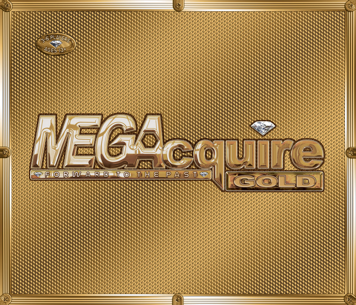 MEGAcquire GOLD Box